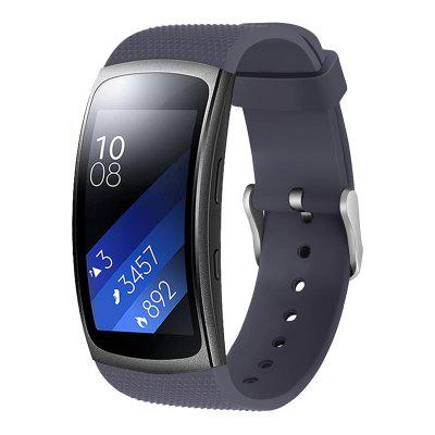 Watch Replacement Silicone Sport WristBand Strap For Samsung Gear Fit 2 Pro