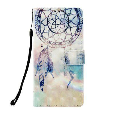 Fantasy Wind Chimes Painting Phone Case for Samsung Galaxy A9 2018 / A9 Star Pro