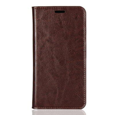 Genuine Leather Wallet Flip Case for Asus ZENFONE 5 ZE620KL