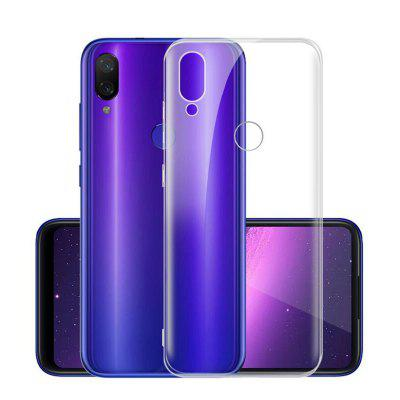 Mobile Phone Case High Transparent Without Clip TPU Soft Shell for Xiaomi Play