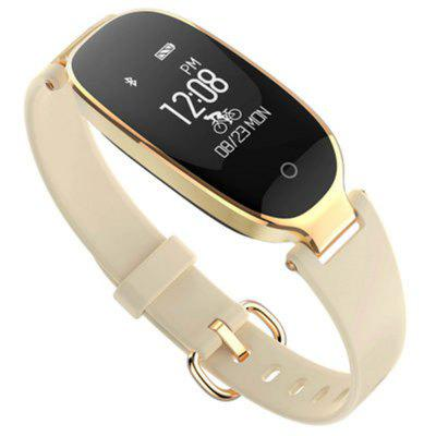 LEMFO S3 Smart Wristband Fitness Bracelet Heart Rate Health Monitoring Image