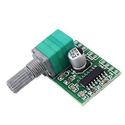 PAM8403 Mini 5V Digital Power Amplifier Board with A Switch Potentiometer