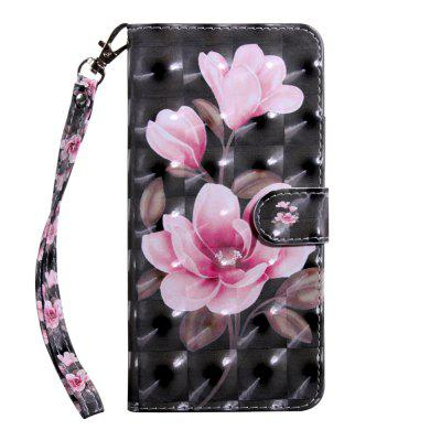 Luxury 3D Flip Wallet Case for Sony Xperia L1 / E6 Leather Phone Case