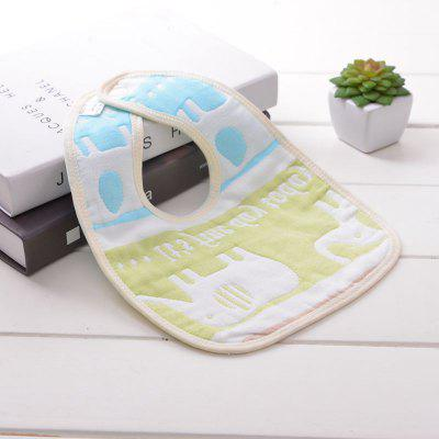 Baby Saliva Towel Children'S U-Shaped Rice Pocket