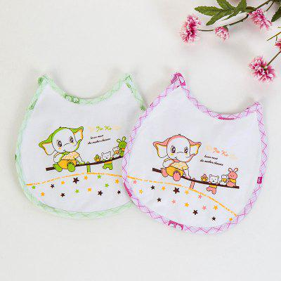 Eco Cotton Mouth Towel Baby Bib