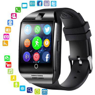 LEMFO Q18 Man Bluetooth Touch Screen Sim Card Camera Multi-Function Smart Watch