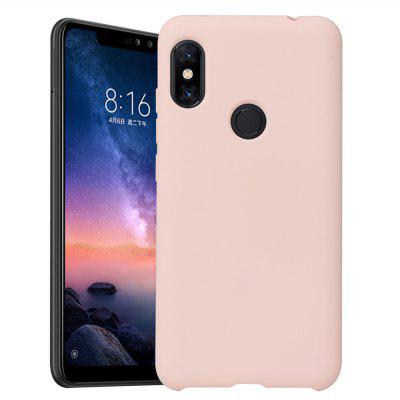 Silicone Protective Cover Case for Xiaomi Redmi Note 6 Pro