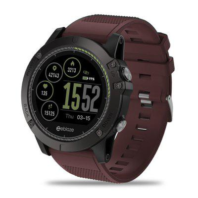 Zeblaze VIBE 3 HR Smartwatch IP67 Waterproof Wearable Device IPS Color Display Image