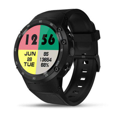Zeblaze Thor 4 4G S LTE GPS WiFi Android Smart Watch 1GB+16GB 5MP Camera Fitness Image
