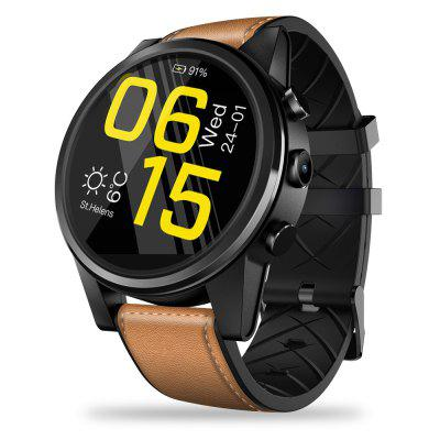 Zeblaze THOR 4 PRO 4G SmartWatch 1.6inch Display 16GB 600mAh Leather Straps Image