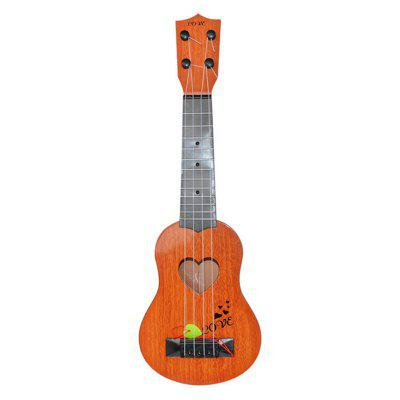Mini Classical Ukulele Guitar 4 Strings Educational Musical Instrument Toy