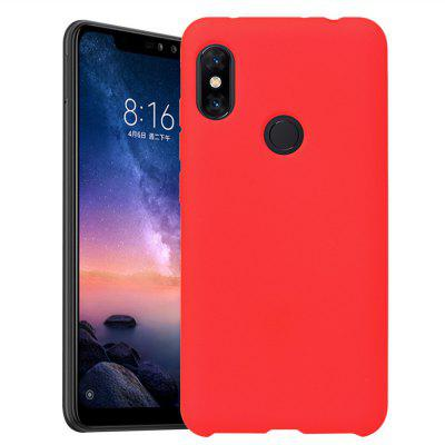 Silicone Protective Cover Case for Xiaomi Redmi Note 5 Pro