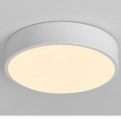 JX232-12W-W white light ceiling lamp AC 220V
