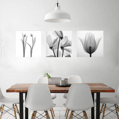 HD Waterproof Sleek Minimalist Plant Flowers 2 Home Decoration Printing Poster