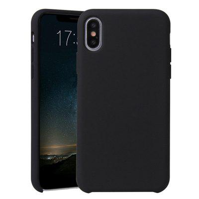 Silicone Protective Cover Case for iPhone X / XS