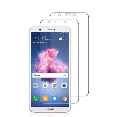 2PCS 9H 2.5D Tempered Glass Screen Protector for Huawei P Smart