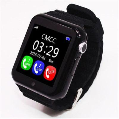 V7K GPS Smart Watch Waterproof SOS Call Positioning Lost-proof Image