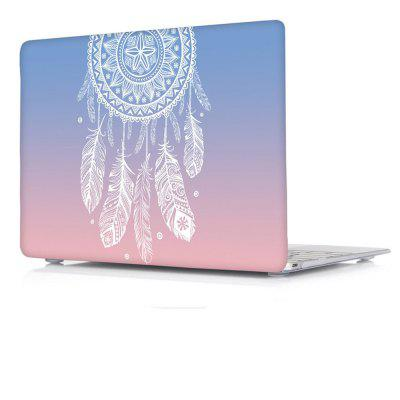 Funda Protectora Rígida de Diseño Floral para Apple MacBook Air 13