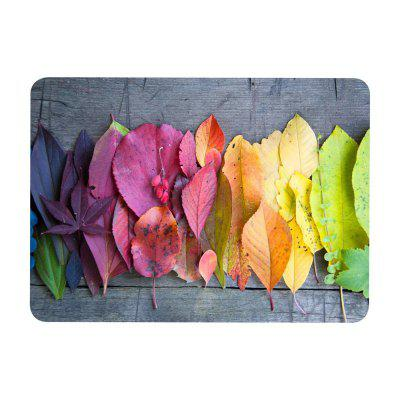 Colorful Leaves Protective  Hard Case for Apple MacBook Air 13