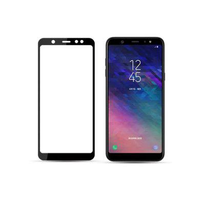 9D Tempered Glass Screen for Samsung Galaxy A6 2018 Full Coverage protection