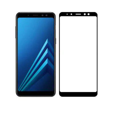 9D Tempered Glass Screen for Samsung Galaxy A8 2018 Full Coverage protection