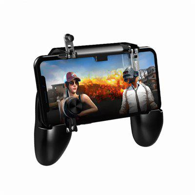 Cellphone Game Trigger Mobile Game Controller for PUBG Compatible L1R1 Joystick
