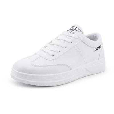 Women'S Low-Top Sneakers with Versatile Flat Bottom Shoes Large Size