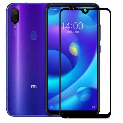 Full Cover Tempered Glass Displayschutzfolie für Xiaomi Mi Play