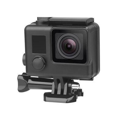 45M Diving Water-resistant Case Cover for Gopro Hero 4 3+ Black Silver Camera