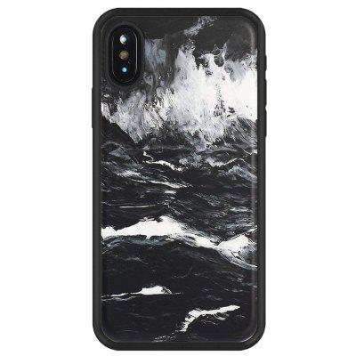 Slim Fit Anti-kras Schokbestendig Stofdicht TPU voor iphone X