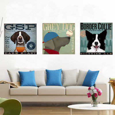 HD Waterproof Fashion Simple Decoration Printing Poster Dog3