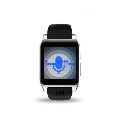 X86 Bluetooth Smart Watch RAM 512MB Rom 4G Support Sim Card 3G Wifi GPS Camera Image