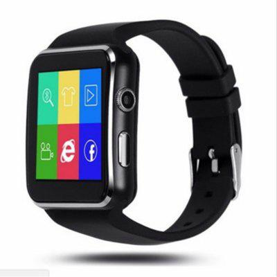 X6 Smart Watch Camera Touch Screen Support SIM TF Card Bluetooth Smartwatch
