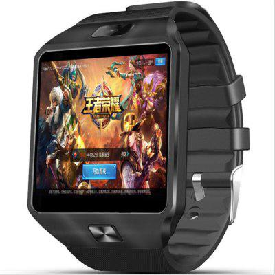 QW09 Smart watch Android Upgrade Bluetooth Mobile phone Support Wifi 3G SIM Card Image