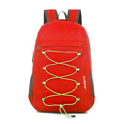 New Outdoor Ultralight Portable Folding Wearable Mountaineering Travel Backpack