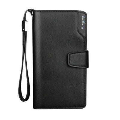 Baellerry Men Wallets Men Purse Casual Wallet