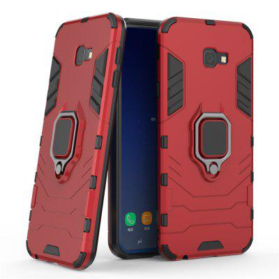 Armor All-inclusive with Bracket Anti-fall Hard Shell for Samsung J4 PLUS J4PRIM