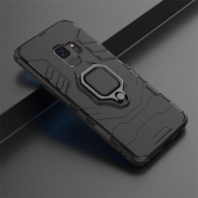 Armor All-inclusive with Bracket Anti-fall Hard Shell for Samsung S9