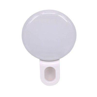 Rechargeable Fill Light Camera Enhanced Self-Timer Smart Phone Flash LED