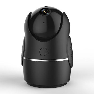 Smart Camera with Doorbell for Home Security