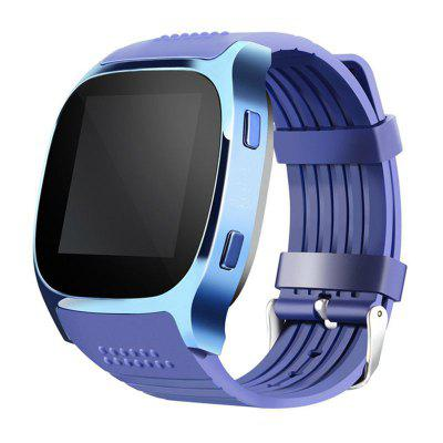 T8 Bluetooth Smart Watch With Camera for Facebook Support SIM TF Card Call