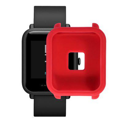 Soft TPU Protection Silicone Full Watch Case Cover For Huami Amazfit Bip Youth