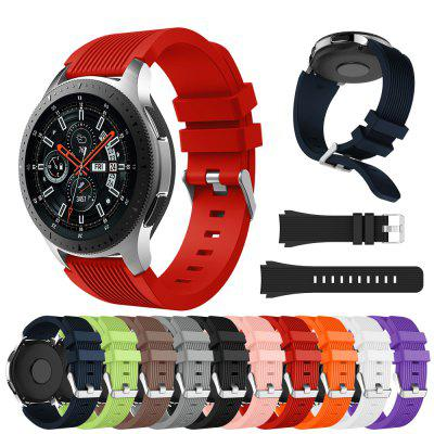 Replacement Silicone Bracelet Strap Watch Band For Samsung Galaxy Watch 46MM