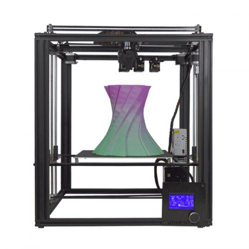 ZONESTAR Z9M3 Three Mixed Color Fast Assemble 300X300X400MM 3d Printer