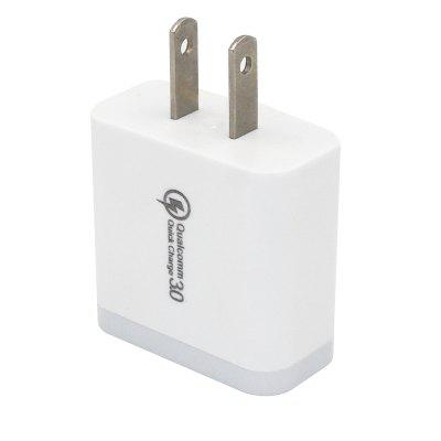 Minismile 18W Smart Travel Quick Charging 3.0 Charger Power Adapter for Xiaomi