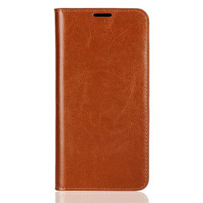 For One Plus 6 Phone Case Protector Leather Cover