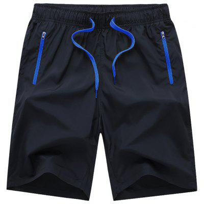 Sports Pants Men'S Kneeling Beach Running Fitness Shorts