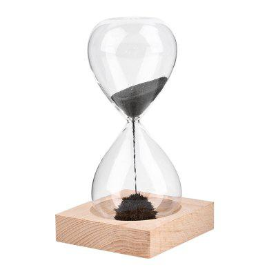 Creative Glass Magnet Hourglass Time Timer
