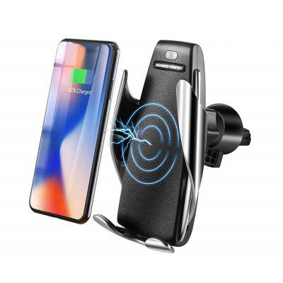Automatic Clamping Wireless Car Charger For Phone Charging Mount Bracket