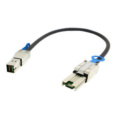 Mini SAS High Density HD SFF-8644 to External mini sas 4x SFF-8088 data Cable